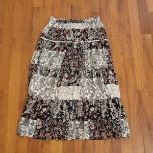 Ann Taylor Loft Skirt 6 P